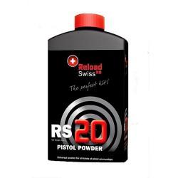 Reload Swiss RS20