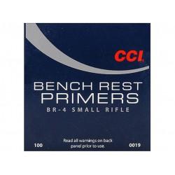 CCI Small Rifle BR4